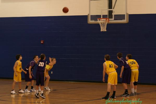 ABVM Boys Basketball Tournament 1.7.12
