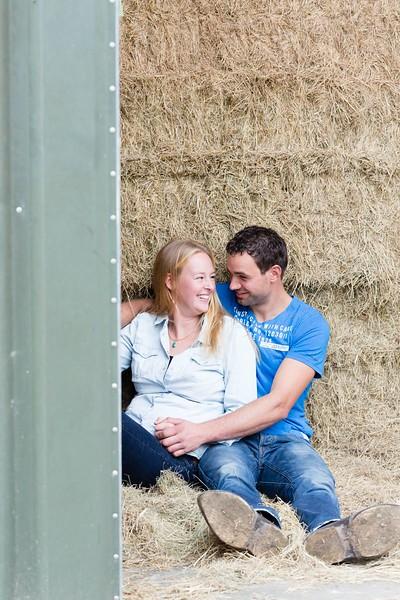 Op de boerderij | Love-shoot Nijkerk