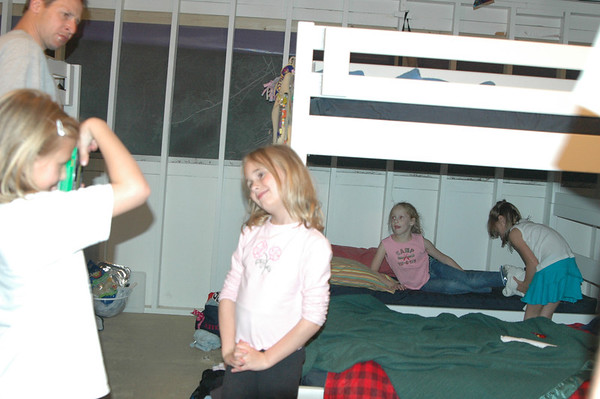2005: Wichita Camp Out - April 23 - The Pines