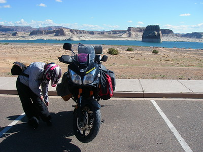 Maria and Austin's Summer Bike Ride 09