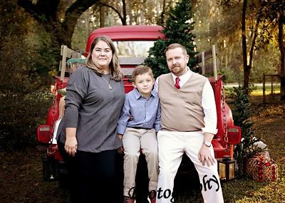 Davies Family Christmas