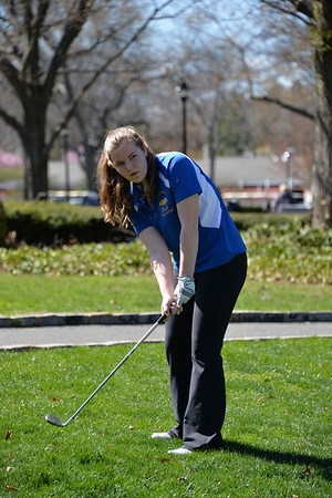 Girls Varsity Golf - 2015