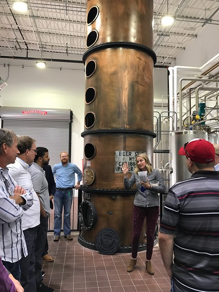 10-20-17 | The Kentucky Bourbon Trail CLE