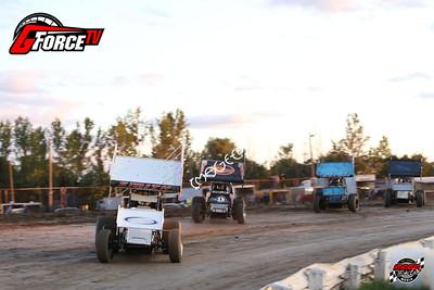 Merrittville Speedway GForceTV- September 18th