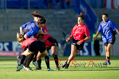 Womens Sevens Curtain Raiser NIB Stadium 23.03.2013