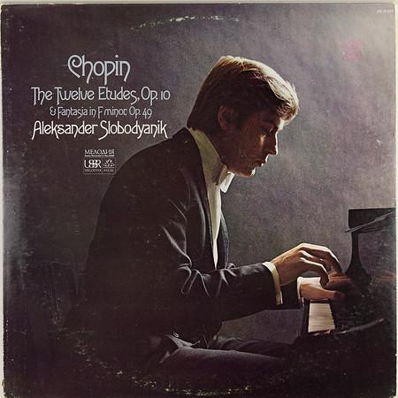 Angel-Melodiya SR-40204 Chopin
