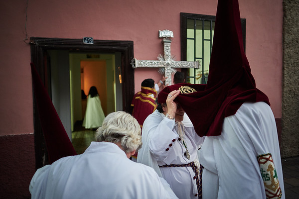 HOLY WEEK 2018 - TENERIFE