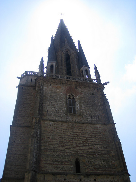 Another old church tower.