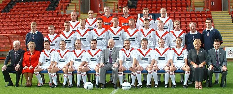 Team pic 2003