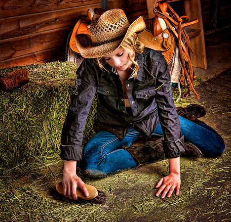 Amanda Cowboy Cinderella