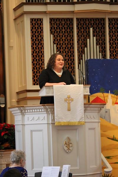 2017 4pm Christmas Eve Worship