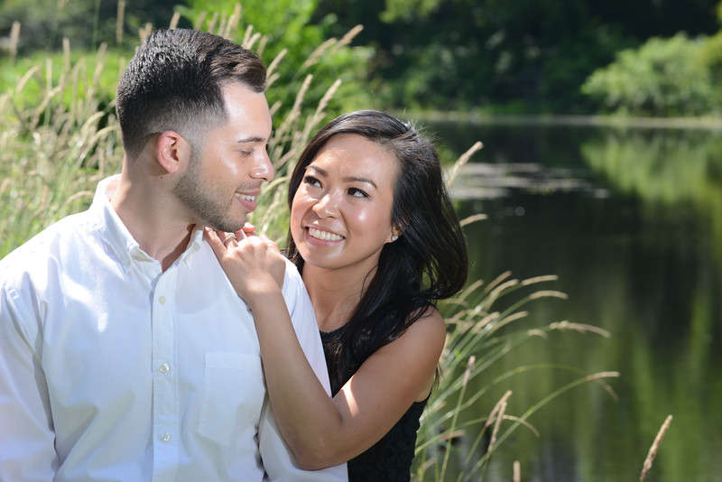 Trang and Lloyd  - June 21st 2018
