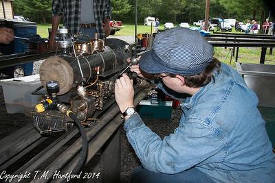 Waushekum Live Steamers