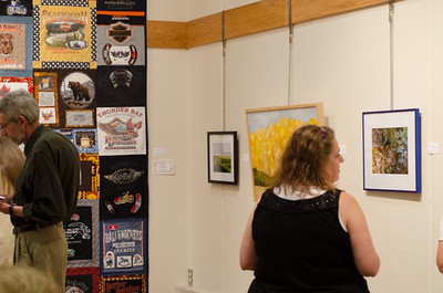 Juried Art Exhibit 2013
