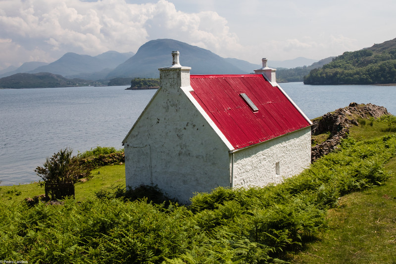 """""""The"""" Red Roofed House"""