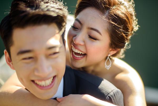 Heeyoung + Noah I Piedmont