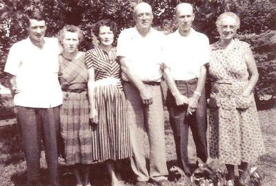 Carr Long Munday Family Photos