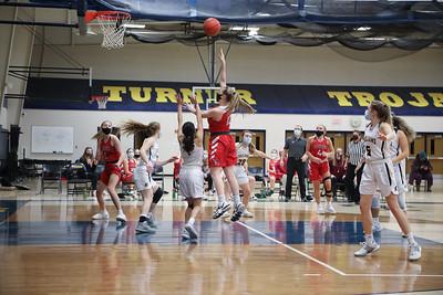 Girls Regionals vs. Beliot Turner