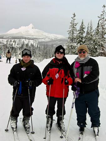 2008 December - Eaglecrest & Skiing