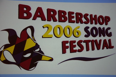 2006-1111 DABS Barbershop Songfestival