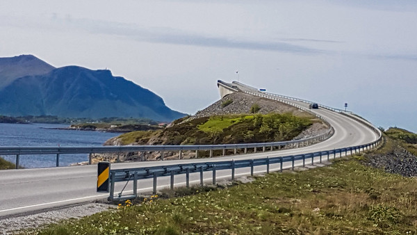 Atlantic Road and Landscapes