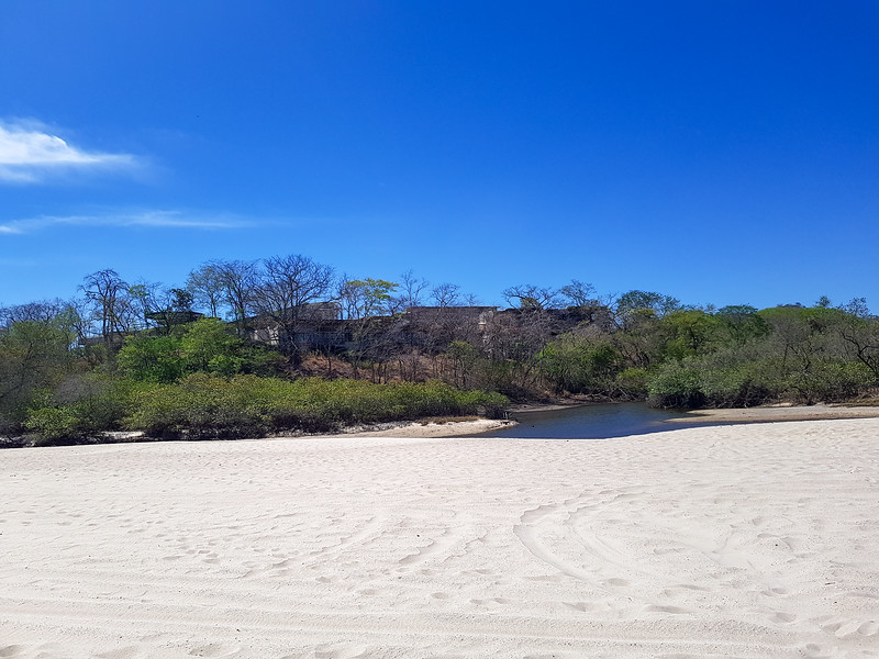 White Sand in Guanacaste