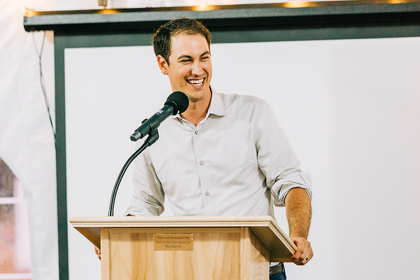 2019 Dinner with Joey Logano