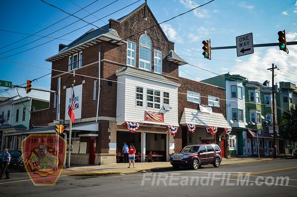2015 Schuylkill County Convention - Judging & Pre-Parade - 08/16/2015