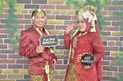 180128 | The Wedding Rini & Firman