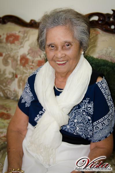 Nanay Remy's 85th Birthday