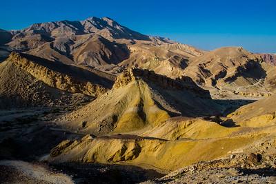 Eilat with Izhar of HaYaad HaBa: 2017 Nahal Netafim to the Shchoret canyon