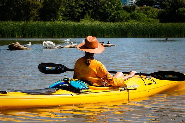 oakville paddling