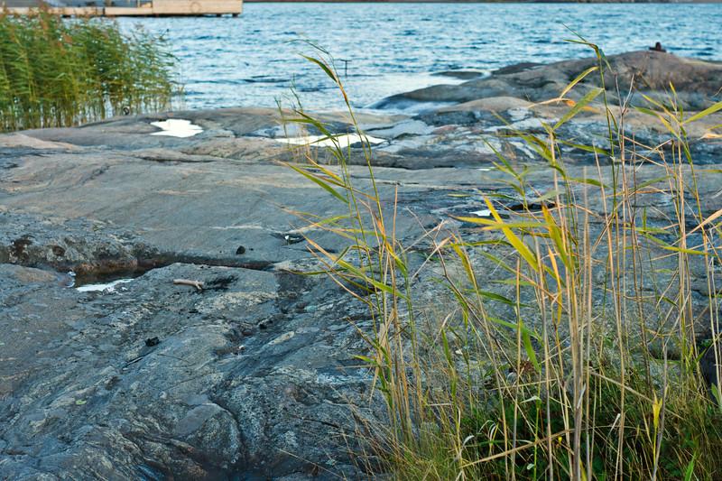 Granite Rocks at Saaroniemi