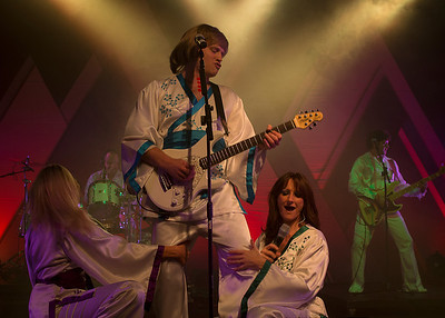 Abba Reunion at the Swan Theatre