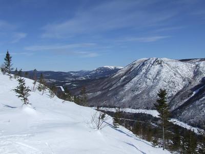 2008-03-11 voyage Mont-Albert Mont Olivine (Michel Valin)