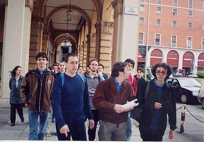 Raduno Festoso 2002 - Bologna