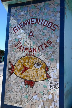 JAIMANITAS - The mosaic-laden Cuban town