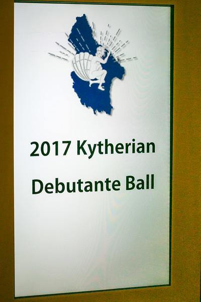 95th Kytherian Debutante Ball 2017 Full Australia (Offical)
