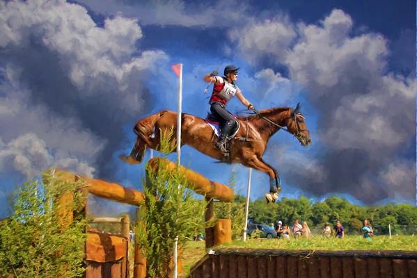 Sunday at Plantation Field Horse Trials