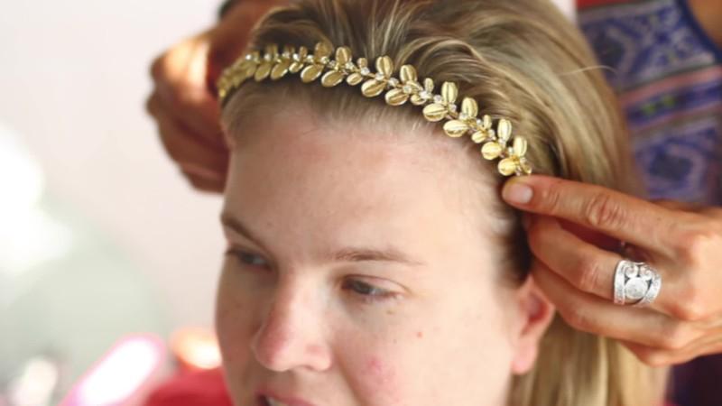 Hair Gypsy Wedding Stylist - Promo Video
