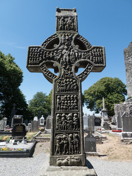 Monasterboice. County Louth.