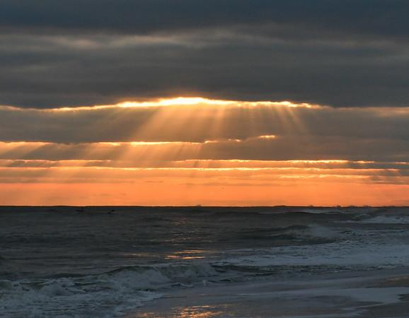 2021 Bonzer Beach House Sunsets