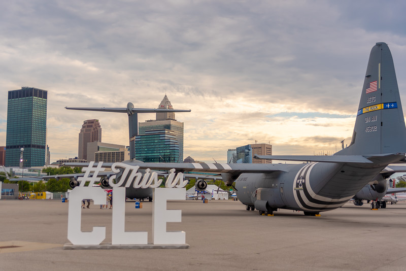 This is CLE & The Air Show