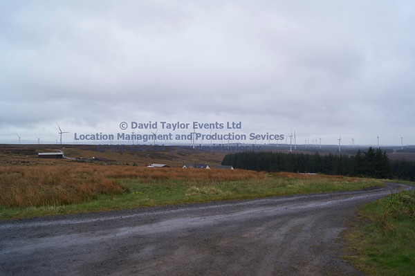 Eaglesham moor road