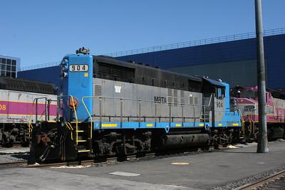 MBTA Commuter Rail Shots