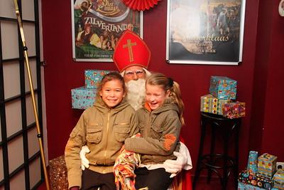 Het grote Sinterklaas feest