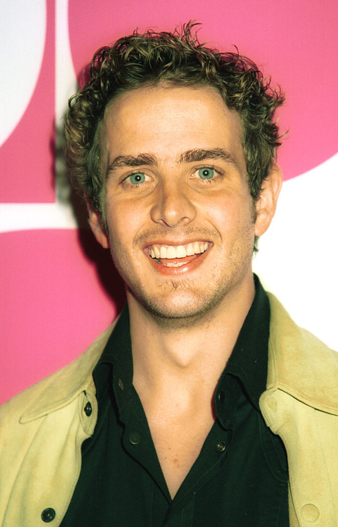 . 381656 02: Singer Joey McIntyre attends a party to launch the famed sportswear designer Mossimo Giannulli Collection November 9, 2000 at The Drive-In Studios in New York City. (Photo by George DeSota/Getty Images)