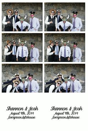 8.9.14 Shannon + Josh Hill