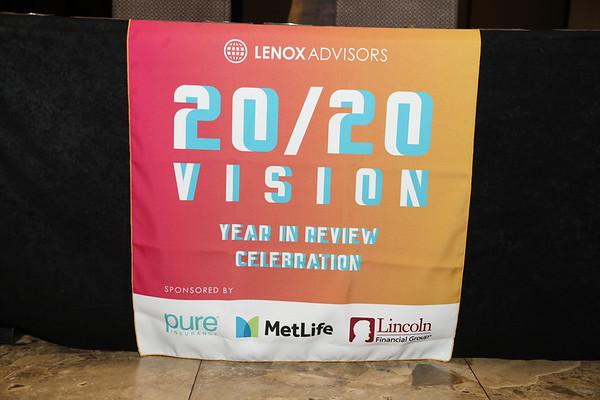 Lenox Advisors 2020 Kickoff