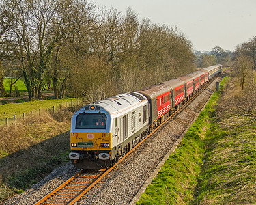 Castle Cary to Weymouth